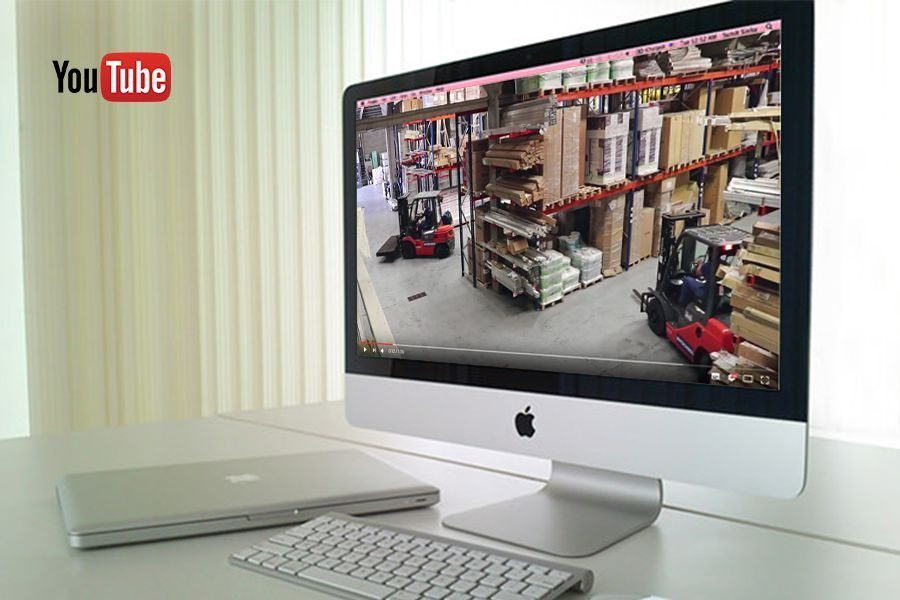Novo vídeo de apresentação da loja online Obras 360º