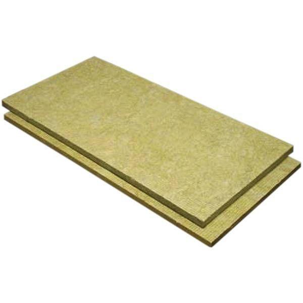 Lã de Rocha Painel Não Revestido Rocterm PN 70 (70 kg/m3) - 30 mm - 1,35 m x 0,6 m