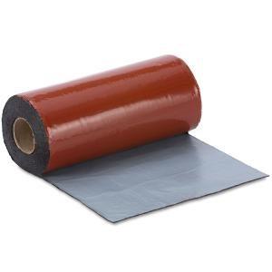Fita Auto-Adesiva Impermeabilizante Betuminosa Danosa Self-Dan Vermelha