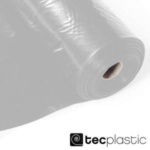 Manga Plástica Impermeabilização Polietileno Baixa Densidade TECplastic Cristal