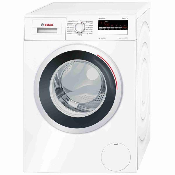 Máquina de lavar roupa Bosch WAN24260ES 7KG - Branco Pastel - livre instalação