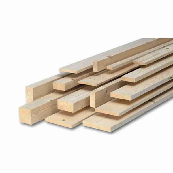 Solho em madeira pinho marítimo tratada - 27 mm x 150 mm x 2,5 m (180 unidades)