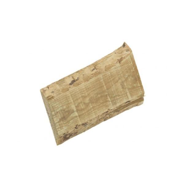 Costaneira em madeira pinho marítimo tratada - 20 mm x 120 mm x 2,5 m (150 unidades)
