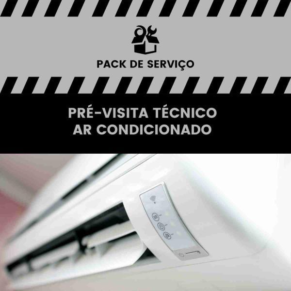 Serviço de Pré-visita de Técnico – Ar Condicionado - Pré-visita