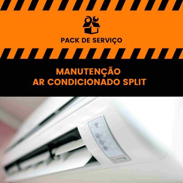 Manutenção isolada de Ar Condicionado - Split