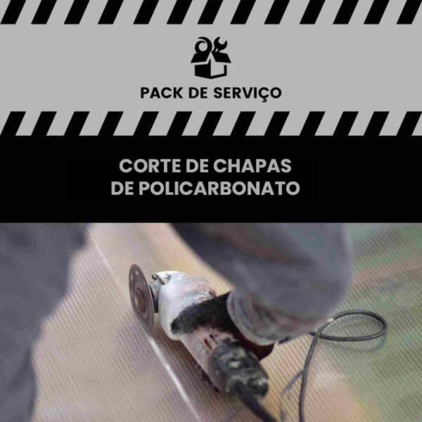 Serviço de Corte de placas de policarbonato - Serviço de corte de placas de policarbonato