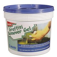 Detergente para Limpeza de Grafítis Mapei WallGard Graffiti Remover Gel
