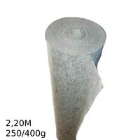 Manta Geotêxtil em Poliéster Rooftex 250/400 Gr - 60 m x 2,2 m