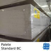 Placa de Gesso Cartonado Gypfor Standard BC