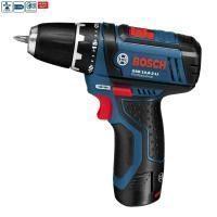 Aparafusadora sem fio Bosch GSR 10,8-2-LI Professional (c/Extra)