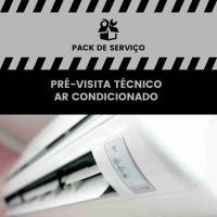 Pré-visita de técnico – Ar Condicionado