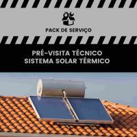 Serviço de Pré-visita de Técnico – Sistema Solar Térmico